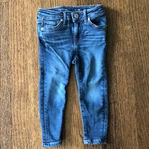 AG 2T girls The Twiggy jeans